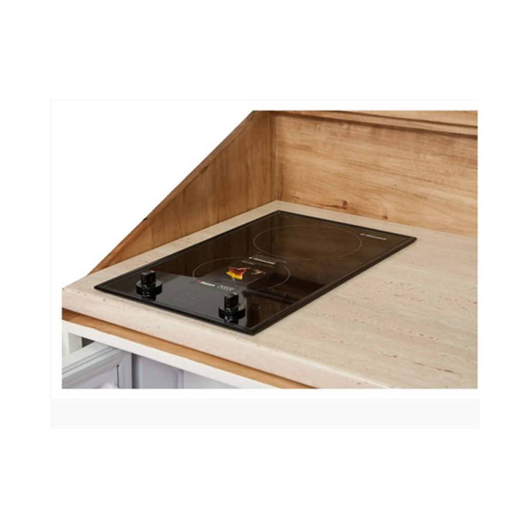 Biscottini Credenza cucina con frigo, lavello e piano cottura ...