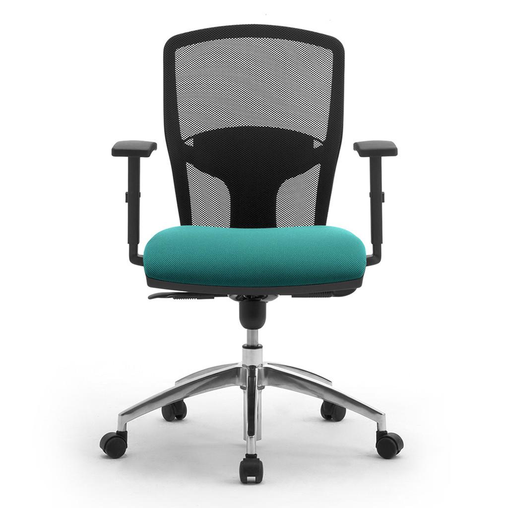 Leyform sedia da ufficio sprint re cod 3632 - Rivestire sedia da ufficio ...
