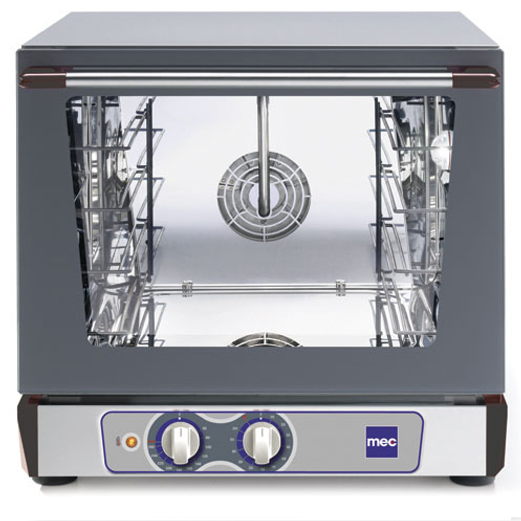 Mec italia forno a convezione elettrico per pasticceria o for Forno a convezione wikipedia